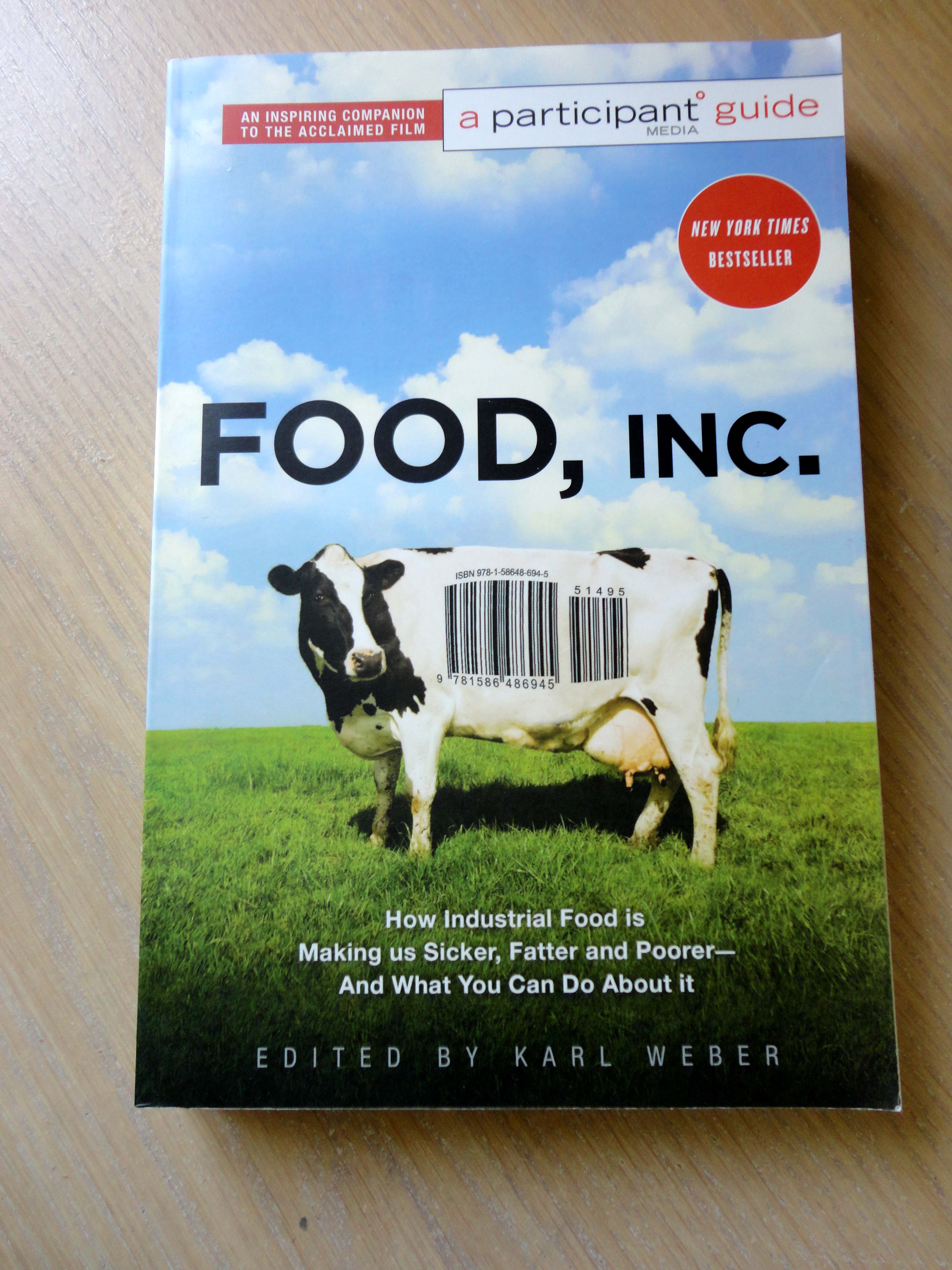 essays about food inc The role of nutrition food cannot be neglected in the promotion of health and prevention 302 words short essay on food essays, letters, stories.