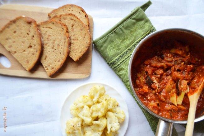 Caponata stew