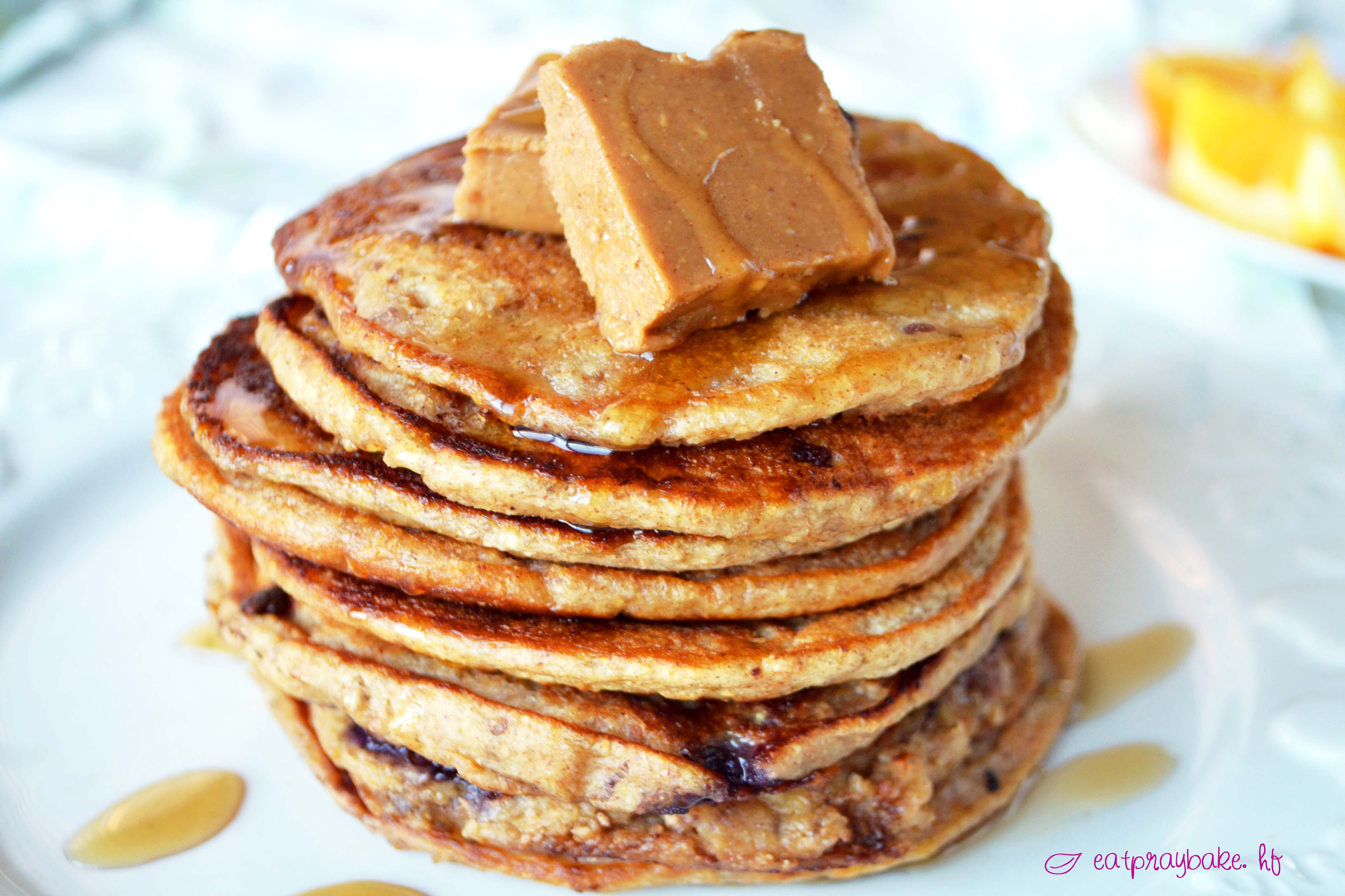 Banana-lentil pancakes1