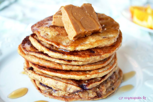 how to make brown rice pancakes